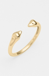 Bony Levy Stackable Open Band Ring Nordstrom Exclusive Yellow Gold