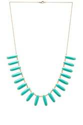 Cleobella L'wren Necklace Metallic Gold