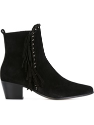 Iro 'Nooey' Ankle Boots Black