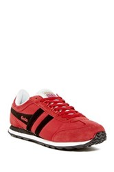 Gola Boston Sneaker Red