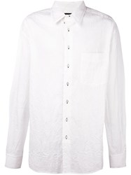 Raf Simons 'Big' Shirt White