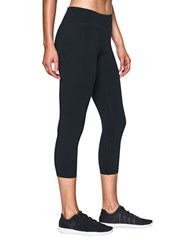 Under Armour Perforated Capri Pants Black