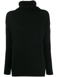 Fay Roll Neck Fitted Sweater 60
