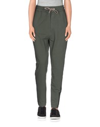Peuterey Trousers Casual Trousers Women Military Green