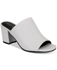 Kenneth Cole Reaction Mass Termind Dress Sandals White