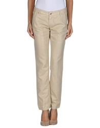 Roy Rogers Roy Roger's Casual Pants Sand