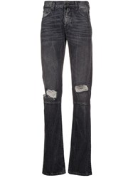 Unravel Project Distressed Skinny Fit Jeans 60
