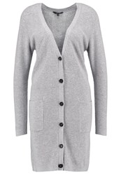Mbym Farah Cardigan Light Grey
