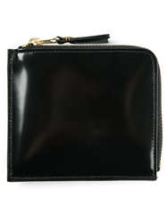 Comme Des Garcons Wallet 'Glossy' Wallet Blue