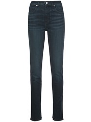 Veronica Beard Kate High Rise Skinny With Slit 60