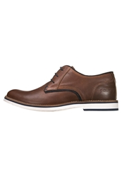S.Oliver Casual Laceups Cognac
