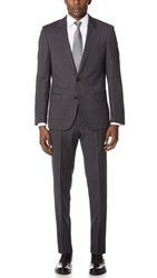 Hugo Henry Griffin Suit Gray