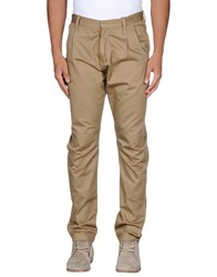Freesoul Trousers Casual Trousers Men Sand