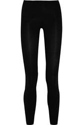 Spanx Look At Me Stretch Cotton Blend Leggings