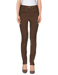 Pamela Henson Trousers Casual Trousers Women Khaki