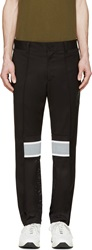 Phenomenon Black Hockey Jersey Trousers