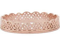 Grace Lee Gold Lace Band Ring No Color