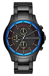 Armani Exchange Men's Ax Chronograph Bracelet Watch 46Mm