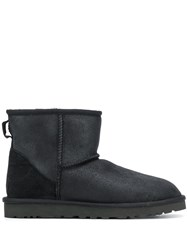Ugg Australia Mixed Panel Ankle Boots 60