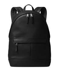 Michael Kors Leather Backpack Black