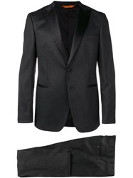 Tonello Classic Two Piece Dinner Suit Black