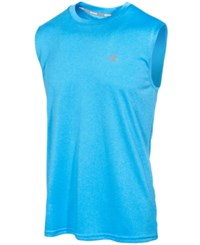 Champion Men's Vapor Heathered Tank Top Hydro Heather