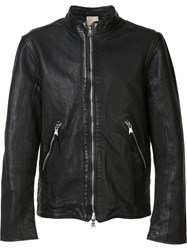 Baldwin Moto Jacket Black