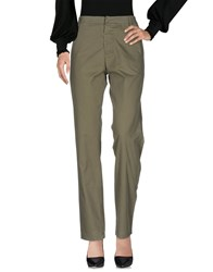 Laurence Dolige Casual Pants Military Green