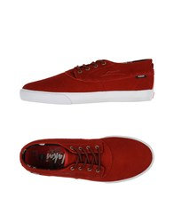 Lakai Footwear Low Tops And Trainers Men Red