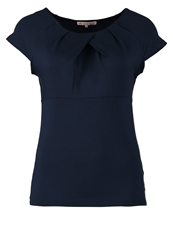 Anna Field Basic Tshirt Navy Dark Blue