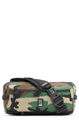 Chrome Kadet Messenger Bag Green