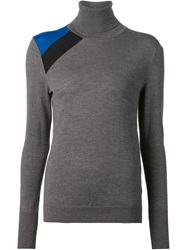 Viktor And Rolf Turtle Neck Sweater Grey
