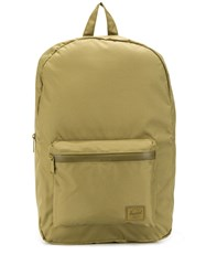 Herschel Supply Co. Logo Patch Zipped Backpack 60