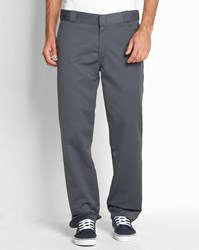 Carhartt Black Master Denison Tapered Fit Relaxed Chinos