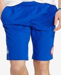 Polo Ralph Lauren Men's Team Usa All Sport Performance Shorts Rugby Royal