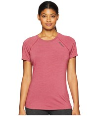 2Xu Heat Short Sleeve Run Tee Virtual Pink Virtual Pink T Shirt