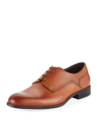 Bruno Magli Maitland Leather Lace Up Oxford Brown
