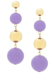 Eshvi Ball Drop Earrings 60