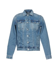 X Cape Denim Outerwear Blue