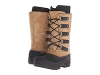 Tundra Boots Tatiana Black Tan Women's Cold Weather Boots