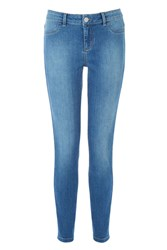 Oasis Sicily Wash Jade Crop Jeans Denim