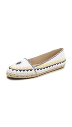 House Of Harlow Kole Espadrilles White