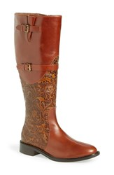 Women's Johnston And Murphy 'Lyla' Tall Boot 1' Heel
