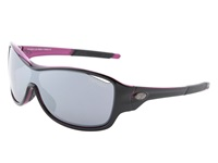 Tifosi Optics Rumor Interchangeable Black Pink Smoke Ac Red Clear Lens Athletic Performance Sport Sunglasses White