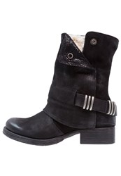 Mjus Winter Boots Nero Black