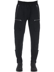 Represent Winter V2 Cotton Track Pants Black