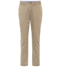 Polo Ralph Lauren Chino Cotton Trousers Green