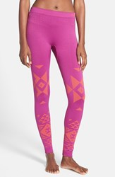 Women's Burton 'Wb' Active Tights Grapeseed