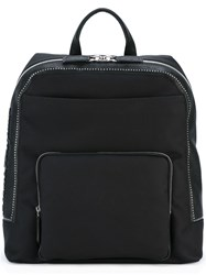 Salvatore Ferragamo Capsule Now Backpack Black