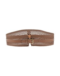 Coast Weber And Ahaus Belts Khaki